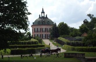 Barocke Lebenslust & Moritzburg