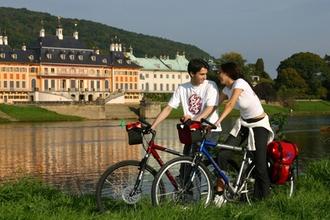 Dresden Radtour