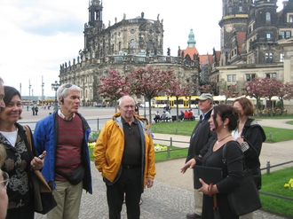 Typical 1 & 2 -Day sightseeing programs Dresden