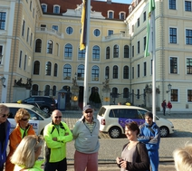 Guided tours in Dresden